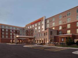Hampton Inn Suites Rosemont Chicago O Hare