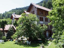 Hotel Tirolo, Сестола