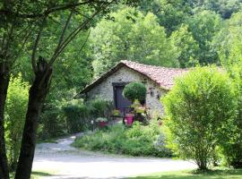 Camping Moulin De Chaules, Saint-Constant (рядом с городом Montmurat)