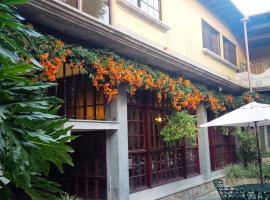 Hotel Elvir, Santa Rosa de Copán