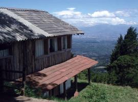 Lagunillas Lodge, Poasito (Sabana Redonda yakınında)