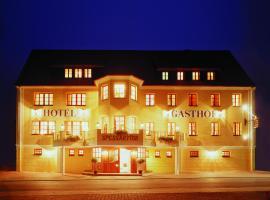 Hotel Spessarttor & Hotel Bergwiesen, Lohr (Rettersbach yakınında)