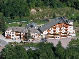 Hotel Oriental, Campodolcino