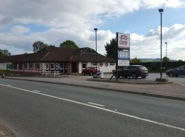 A35 Pit Stop Rooms, Axminster