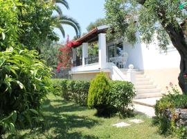 Emmy villa paleokastritsa