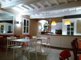Hotel Villa Nabila, Reggiolo (Villarotta yakınında)