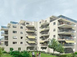 Aparthotel Sonne, Effretikon (Illnau yakınında)