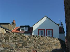 Castaway Holiday Cottage Fife, Lower Largo (рядом с городом Левен-Файф)