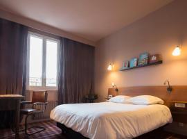 Hotel Beaulieu Lyon Charbonnières, Шарбоньер-ле-Бен (рядом с городом Ла-Тур-де-Сальваньи)