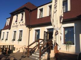 Horský Hotel Kolowrat, Přimda (Mchov yakınında)