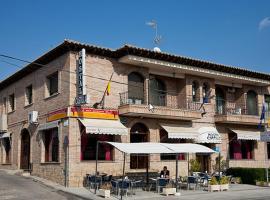 Hostal Castilla, Mocejón