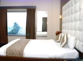 Hotel The Karan, Chhindwāra (рядом с городом Jhilmili)