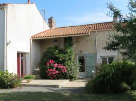 L'Aubinoise, Saint-Aubin-la-Plaine (рядом с городом Sainte-Gemme-la-Plaine)