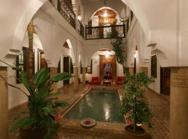 Riad Al Anouwar, Marrakech