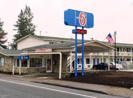 Motel 6 Salem Expo Center, Salem