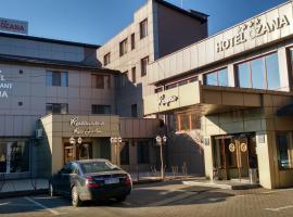 Hotel Ozana, Bistriţa