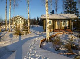 Villa Savonia, Lohilahti (рядом с городом Piojärvi)