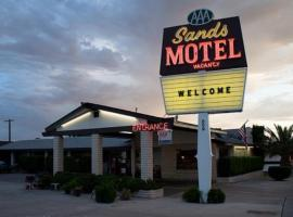 The Sands Motel, Boulder City