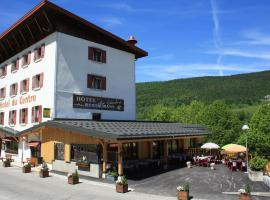 Hotel du Centre, Lélex