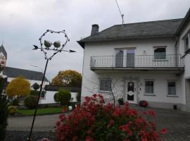 Ferienhaus Reuter, Uersfeld (Gunderath yakınında)