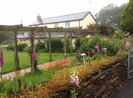 Barton Gate Farm, Holsworthy (рядом с городом Pancrasweek)