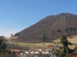Ferienwohnung Merzenbühl, Bad Überkingen