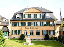 Haus Schlesien, Königswinter (Thomasberg yakınında)