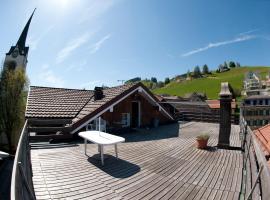 Gasthaus Taube, Urnäsch (Gonten yakınında)