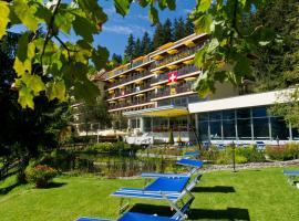 Beausite Park Hotel, Венген