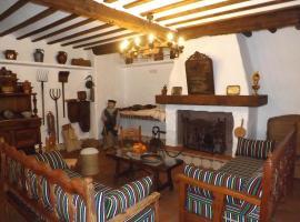 Casa Rural El Arriero, Los Hinojosos (Puebla de Almenara yakınında)