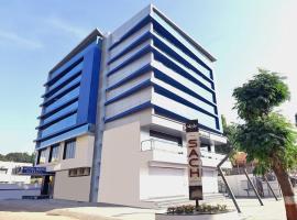 Hotel Sach Regency, Anand (рядом с городом Chaklāsi)