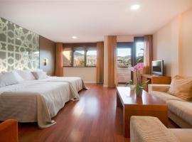 Hotel Granada Palace, Monachil (Huétor Vega yakınında)