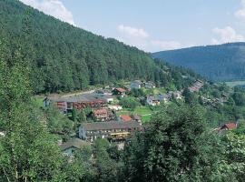 Hotel Waldlust, Baiersbronn (Harlisberg yakınında)