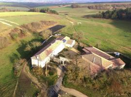 Domaine De Chantemerle B'nB, Marsac (рядом с городом Genac)