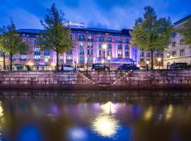 Radisson Blu Scandinavia Hotel, Göteborg, Gothenburg