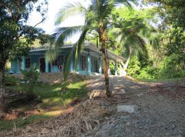 Casa Bella, Manuel Antonio (Puerto Quepos yakınında)