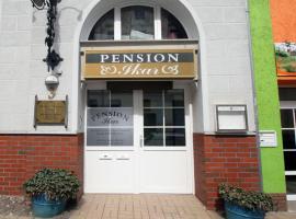 Pension Ikar, Schwerin (Wittenförden yakınında)