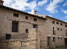 Apartamentos Casa La Cuca, Alfambra (Peralejos yakınında)