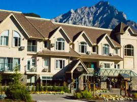 Irwin's Mountain Inn, Banff