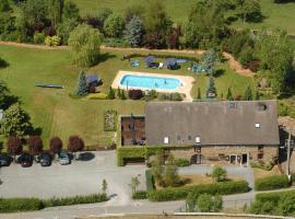Hostellerie Relais de l'Ourthe, Jupille (Marcourt yakınında)