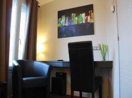 Ruthenium Hotel, Rodēza