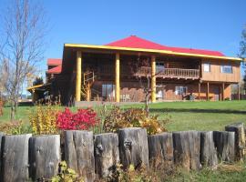 Smithers Driftwood Lodge, Smithers (Telkwa yakınında)
