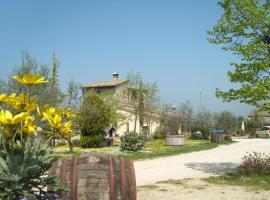 Fattoria Del Quondam, Giano dell'Umbria (Montecchio yakınında)