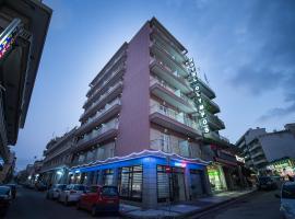 Hotel Olympos, Пиргос