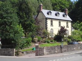 Inglewood House, Monmouth (рядом с городом Newland)