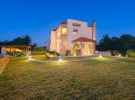 Natura House, Ialyssos