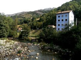 Apartamentos Rurales la Estación, Кольянсо (рядом с городом Ла-Парая)
