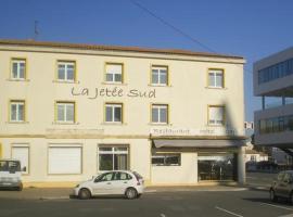 Hôtel La Jetée Sud, La Rošel