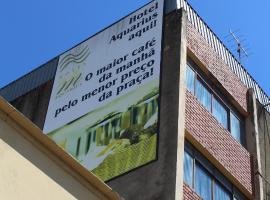 Hotel Aquarius, Coronel Fabriciano (Timóteo yakınında)