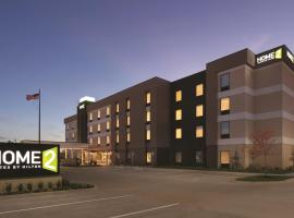 Enjoy Breakfast At Hotels Near Will Rogers World Airport Home2 Suites By Hilton Oklahoma City South
